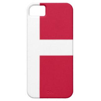 Funda Para iPhone SE/5/5s Buena impresión de la bandera de Dinamarca del