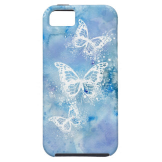Funda Para iPhone SE/5/5s Butterflies Art