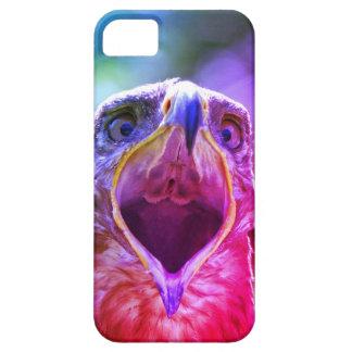 Funda Para iPhone SE/5/5s Cabeza 01 2.2.F de Eagle de la estepa