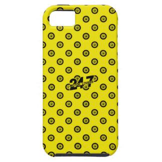 Funda Para iPhone SE/5/5s Caja amarilla y negra