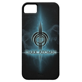 Funda Para iPhone SE/5/5s Caja atómica oscura V1 del teléfono