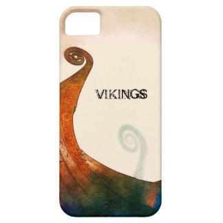 Funda Para iPhone SE/5/5s Caja de la cola de Viking Longship