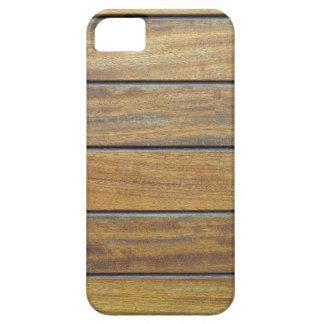 Funda Para iPhone SE/5/5s Caja de madera del teléfono del modelo