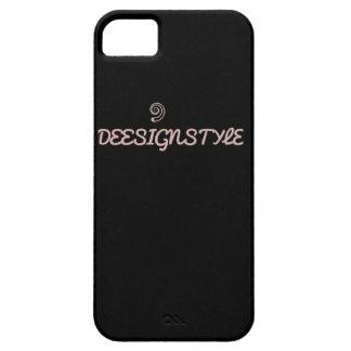 """Funda Para iPhone SE/5/5s Caja del teléfono de DeeSignStyle de """"todo el"""