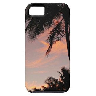 Funda Para iPhone SE/5/5s Caja del teléfono de la puesta del sol de Hawaii