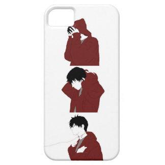 Funda Para iPhone SE/5/5s Caja del teléfono del amante Boy^3