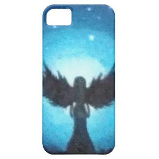 Funda Para iPhone SE/5/5s Caja del teléfono del ángel de guarda