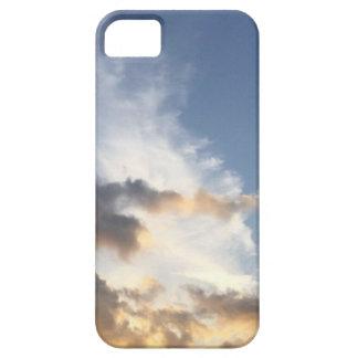 Funda Para iPhone SE/5/5s Caja del teléfono del cielo nublado