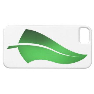 Funda Para iPhone SE/5/5s Caja del teléfono del helecho de Nueva Zelanda