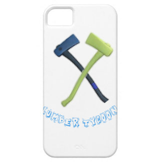 FUNDA PARA iPhone SE/5/5s CAJA DEL TELÉFONO DEL MAGNATE 2 DE LA MADERA DE