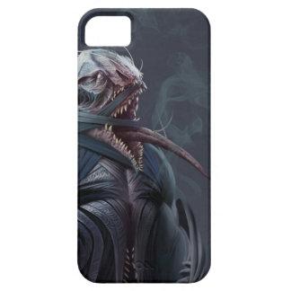 Funda Para iPhone SE/5/5s Caja del teléfono del sacerdote del demonio