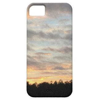 Funda Para iPhone SE/5/5s Caja hermosa del teléfono celular de la puesta del