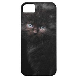 Funda Para iPhone SE/5/5s Caja mullida linda del teléfono móvil del gato