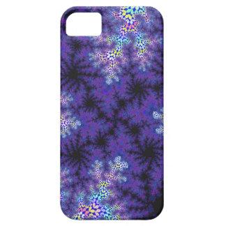 Funda Para iPhone SE/5/5s Caja púrpura del iPhone 5 de Spraypaint
