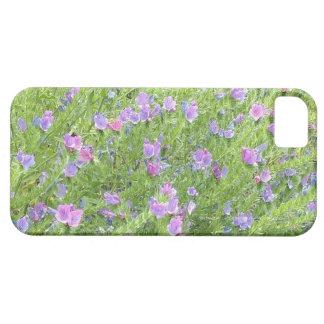 Funda Para iPhone SE/5/5s Caja rosada de la flor para la abuela/la madre/la