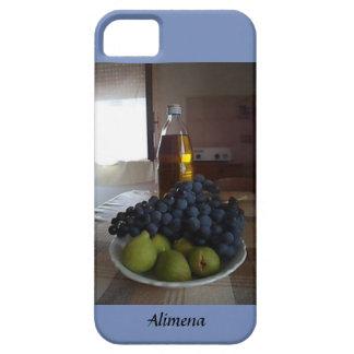 Funda Para iPhone SE/5/5s Caja rústica del teléfono de la cocina de Alimena