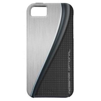 Funda Para iPhone SE/5/5s Cajas de encargo de la mota del diseño 1 del metal