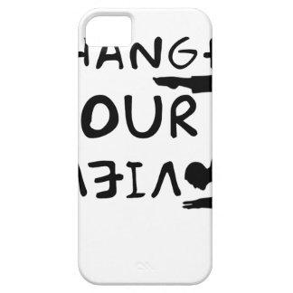 Funda Para iPhone SE/5/5s Cambie su opinión (2)