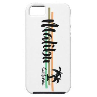 Funda Para iPhone SE/5/5s Camiseta de la palma de Malibu