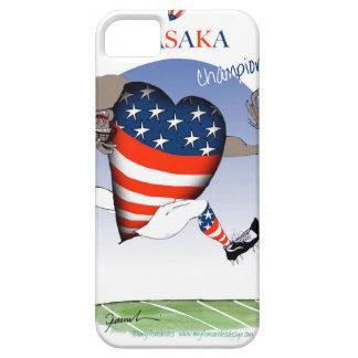 Funda Para iPhone SE/5/5s campeones del fútbol de Alaska, fernandes tony