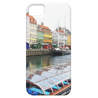 Funda Para iPhone SE/5/5s Canal de Nyhavn en Copenhague, Danmark