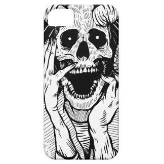 Funda Para iPhone SE/5/5s cara del diablo