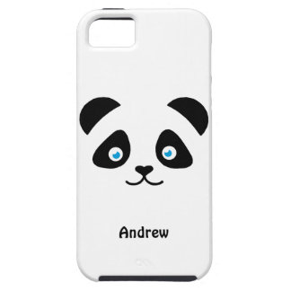 Funda Para iPhone SE/5/5s cara del oso de panda