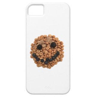 Funda Para iPhone SE/5/5s Cara sonriente linda de la fruta y del cereal