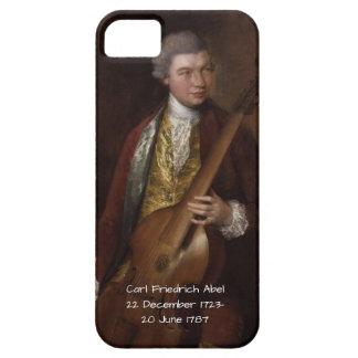 Funda Para iPhone SE/5/5s Carl Friedrich Abel