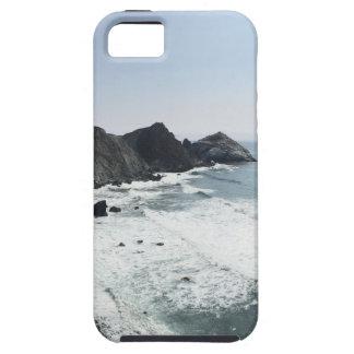 Funda Para iPhone SE/5/5s Carretera Sur grande de la Costa del Pacífico de
