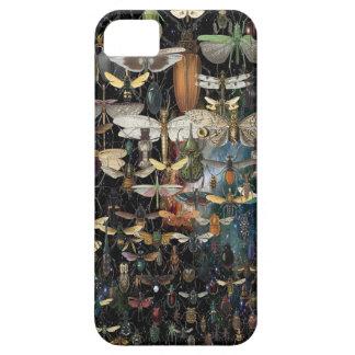 Funda Para iPhone SE/5/5s cascada de insectos y de mariposas para su
