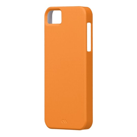"Funda Para iPhone SE/5/5s CASE iPhone 5 ""ORANGE """