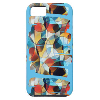 Funda Para iPhone SE/5/5s Caso abstracto de IPhone del marcador