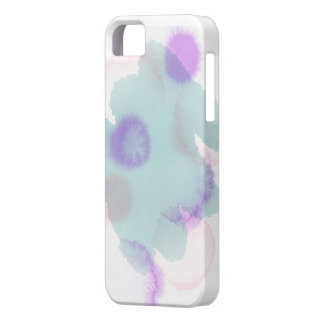 Funda Para iPhone SE/5/5s Caso de la moda del Watercolour