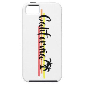 Funda Para iPhone SE/5/5s Caso del iPhone 5 de la palmera de California