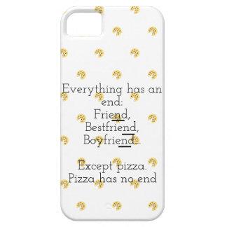Funda Para iPhone SE/5/5s Caso del iPhone 7 del amante de la pizza