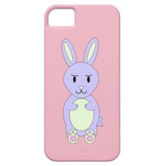 Funda Para iPhone SE/5/5s Caso del iPhone de ms Bunnykins Pink