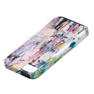 Funda Para iPhone SE/5/5s Caso del iPhone del arte abstracto