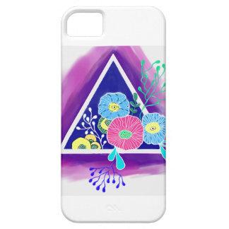 Funda Para iPhone SE/5/5s Caso del iPhone del diseño floral