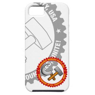 Funda Para iPhone SE/5/5s caso del iPhone SE/5/5s con el logotipo del fiesta