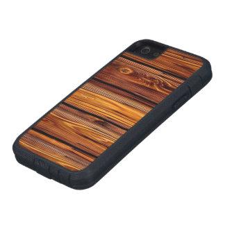 Funda Para iPhone SE/5/5s Caso duro de madera del iPhone SE/5/5S Xtreme del