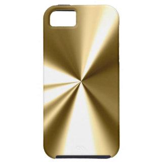 Funda Para iPhone SE/5/5s Caso fresco del iPhone 5 de la mirada del metal