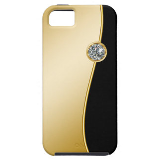 Funda Para iPhone SE/5/5s Caso liso del iPhone 5s Bling