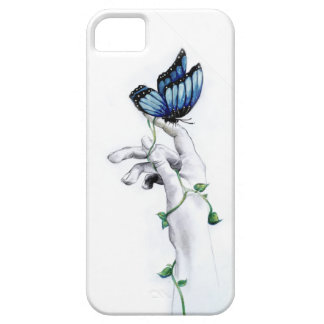 Funda Para iPhone SE/5/5s Caso natural del iPhone de la belleza