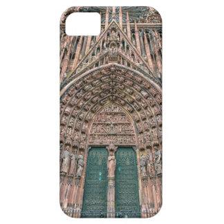 Funda Para iPhone SE/5/5s Cathedrale Notre-Dame, Estrasburgo, Francia