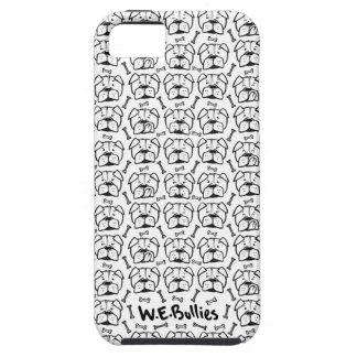 Funda Para iPhone SE/5/5s Cell phone case with english bulldog pattern