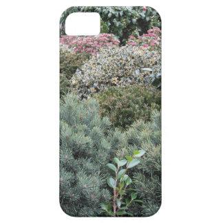 Funda Para iPhone SE/5/5s Centro de jardín con la selección de plantas de