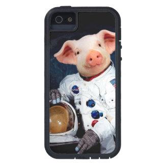 Funda Para iPhone SE/5/5s Cerdo del astronauta - astronauta del espacio