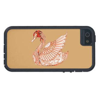 Funda Para iPhone SE/5/5s Cisne 3