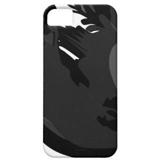 Funda Para iPhone SE/5/5s cisne negro